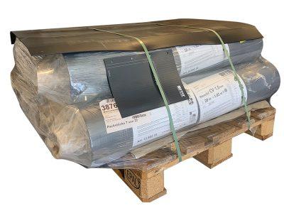 FDT PVC-folie CV 1,5mm Antrasitt